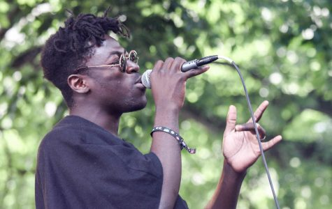 The Anti-Love Song: A Review of Moses Sumney's Aromanticism