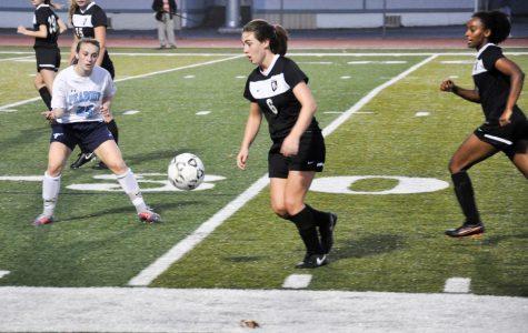 CRLS Girls Soccer Perseveres through Injuries