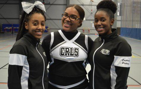 Let's Get a Little Bit Rowdy: CRLS Cheerleading Spotlight