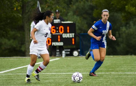 The Girls Soccer home opener was September 19th; they lost 3-1 to Acton-Boxborough.