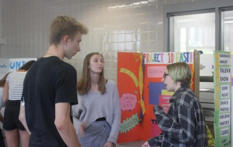 Club Day on September 27th and 28th gave CRLS students the opportunity to represent their clubs to peers.