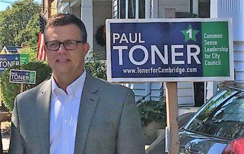 Paul Toner, City Council Candidate