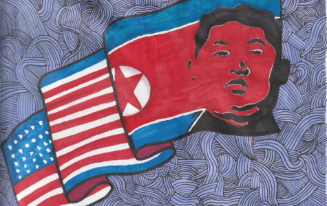 Tensions between the U.S. and North Korea are on the rise.