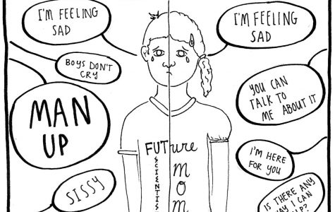 Changing the Male Narrative: It's OK for Boys to Cry