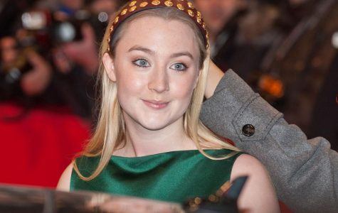 Pictured: Saoirse Ronan (Lady Bird) at the 2014 Berlin International Film Festival.
