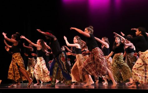 DANCE/works featured fifteen pieces.