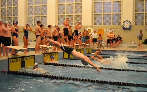 Just Keep Swimming: CRLS Swim & Dive Perseveres