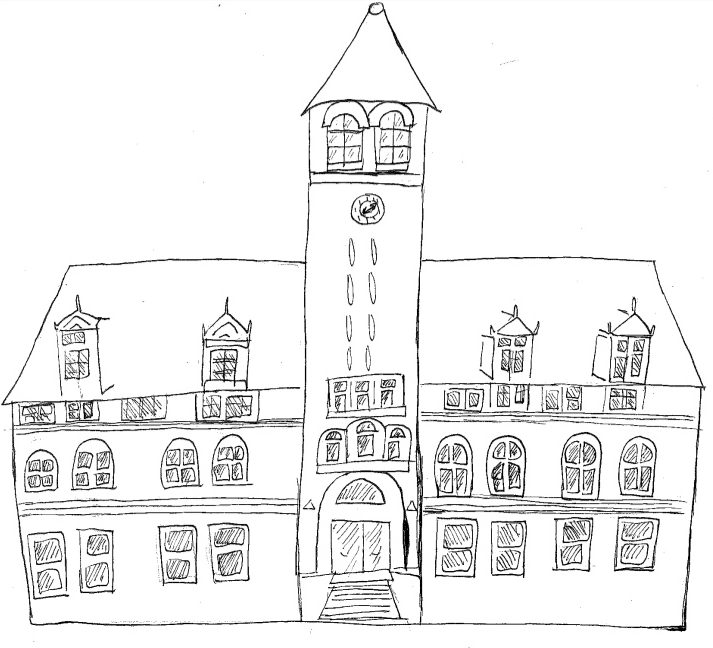Pictured: Cambridge City Hall.