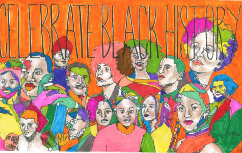 Black History Month Artwork