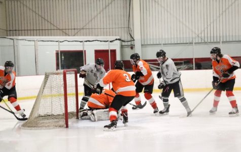 Boys Hockey: An End to a Successful Season