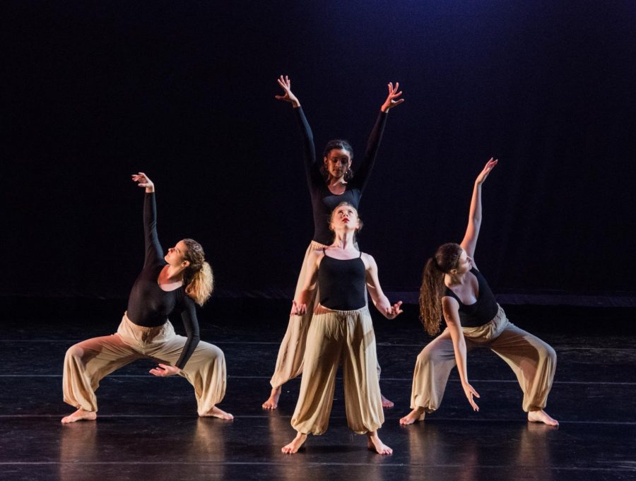 Spring DANCE/works Highlights Diversity of Dance Style