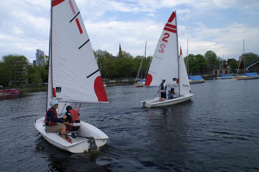 CRLS Sails Through the Season