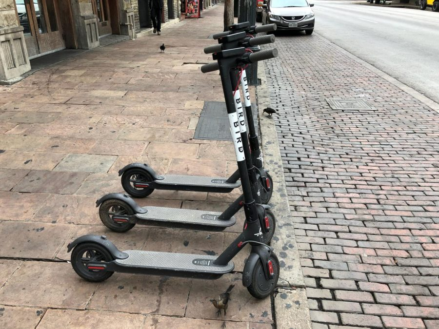 The City of Cambridge has recently impounded all BIRD scooters.