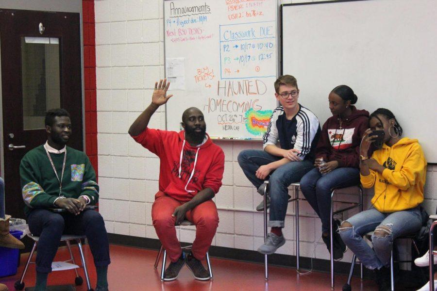 The Black Student Union's new initiative,