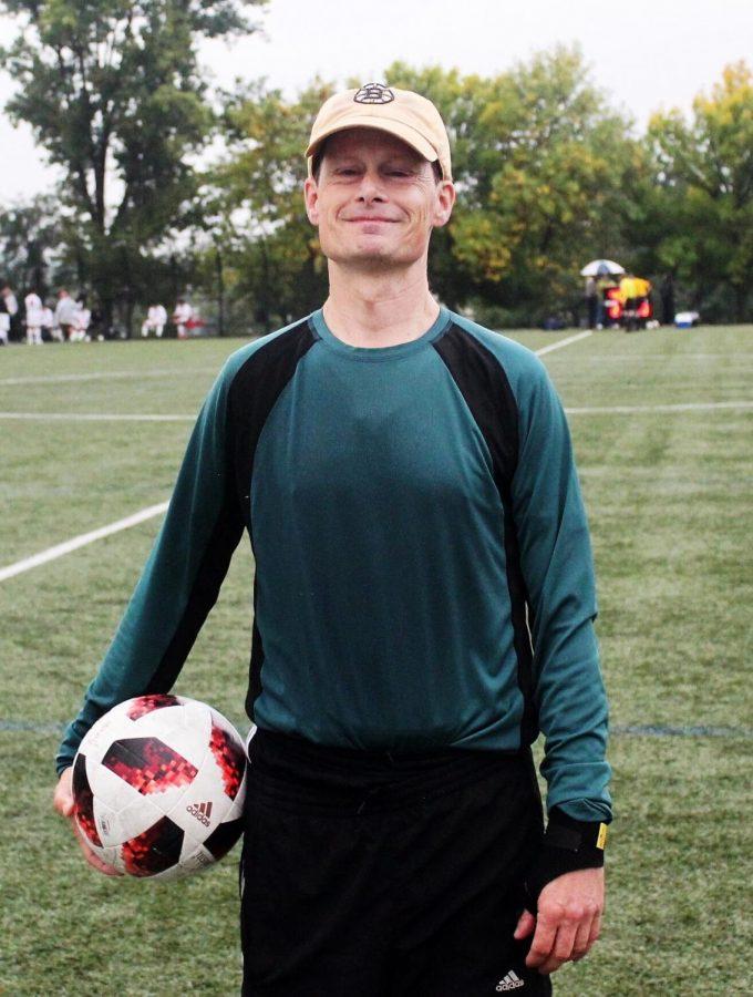 David Brode: CRLS Soccer's #1 Fan