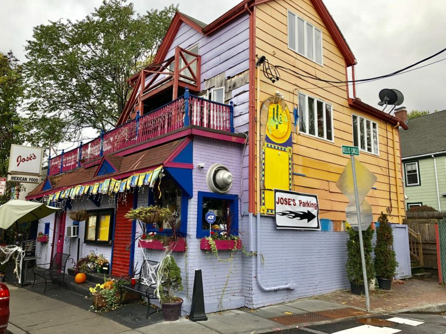 Jose's Mexican Restaurant is located on 131 Sherman Street.