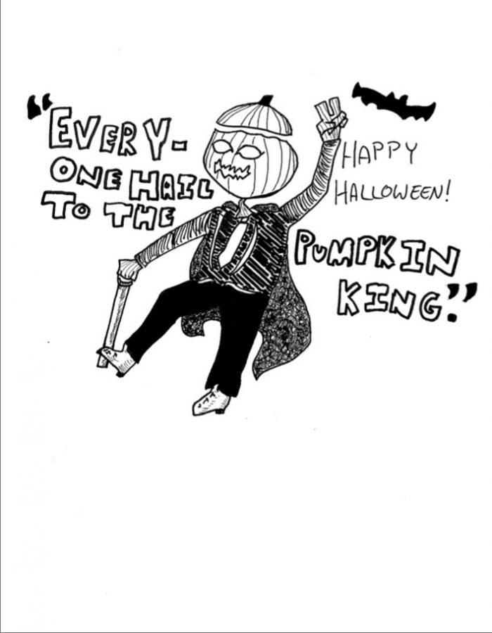 Pumpkin Comic
