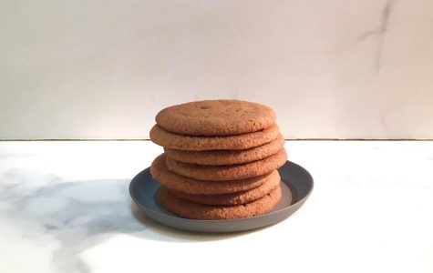 The Perfect Ginger Cookies