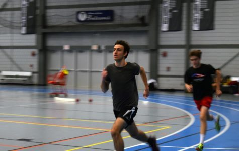 Boys Indoor Track