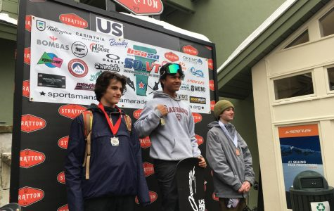 Cam Poklop Snowboards His Way to the Olympics
