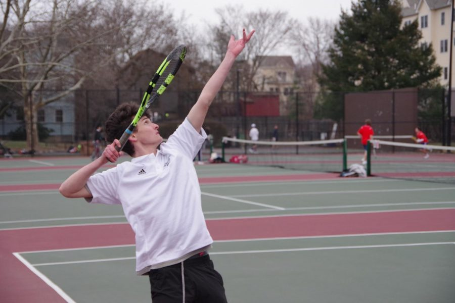 Boys Tennis (Sakib Asraf)