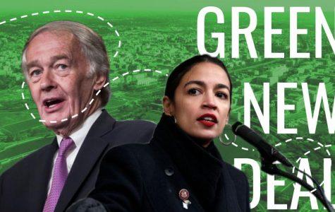 Democrats Propose Green New Deal