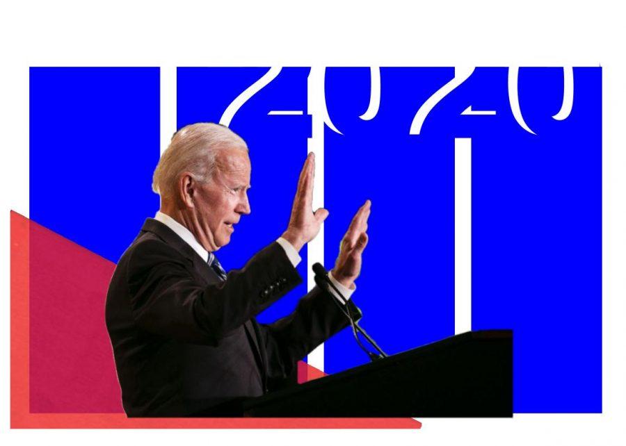 Joe Biden has yet to announce a run for president.