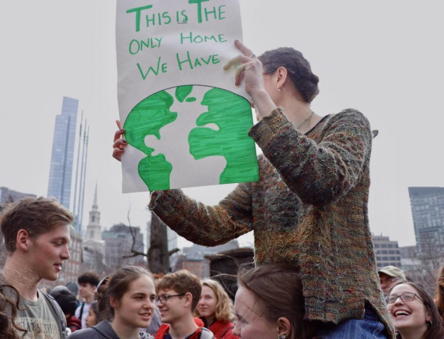 An estimated 1.5 million students went on strike globally on March 15th, 2019 to protest inaction on climate change.