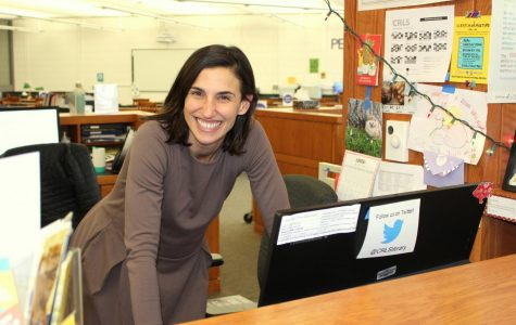 A Day in the Life of Librarian Kendall Boninti