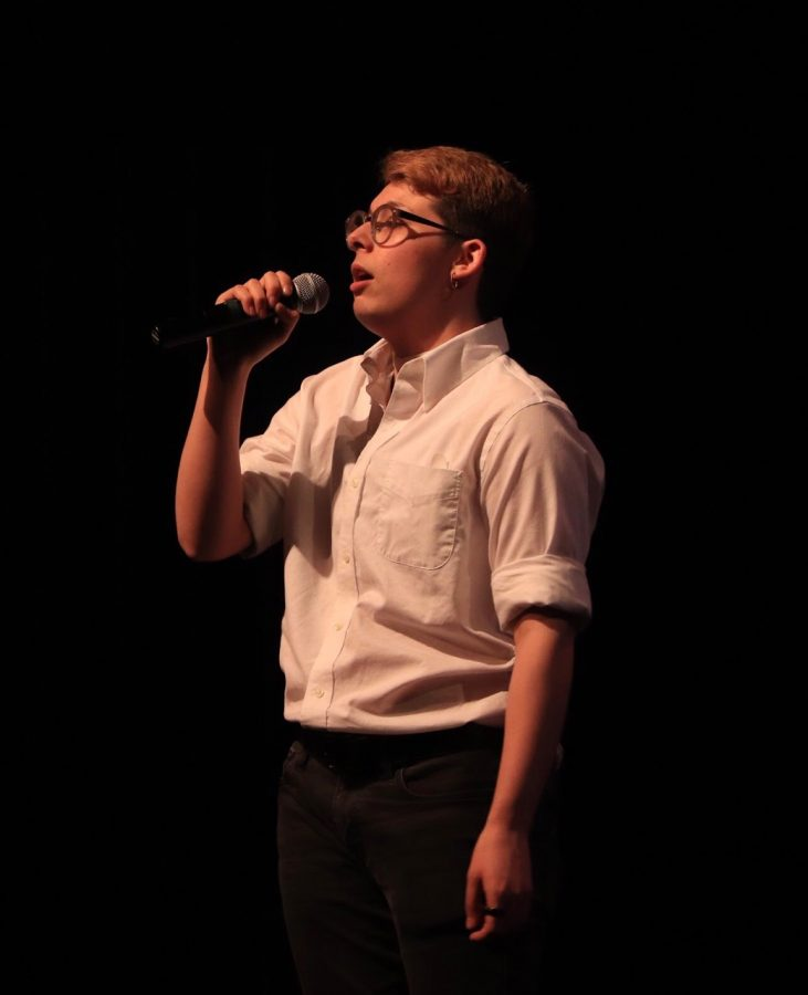 On April 26th, CRLS' five a cappella groups performed in the bi-annual A Cappella Jam.