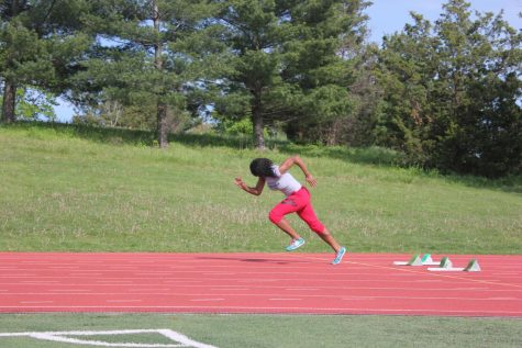 CRLS Outdoor Track and Field