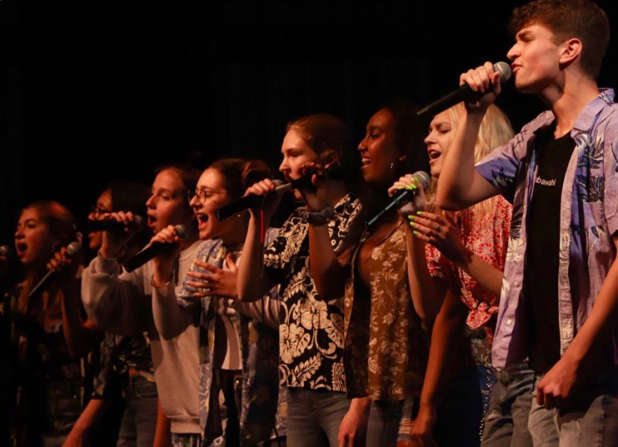 On+April+26th%2C+CRLS%27+five+a+cappella+groups+performed+in+the+bi-annual+A+Cappella+Jam.
