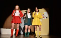 """""""Heathers: The Musical"""" Showcases Student Creativity and Individuality"""