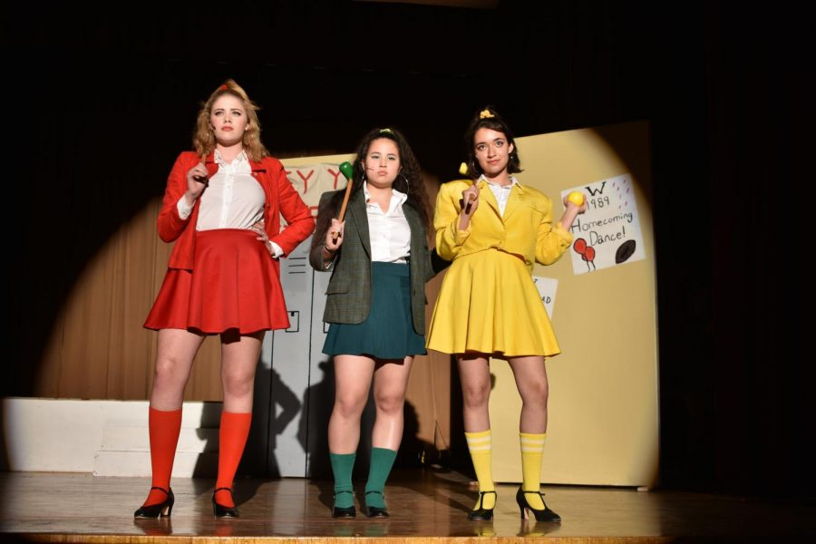 CRLS students performed Heathers: The Musical from May 31st through June 2nd.