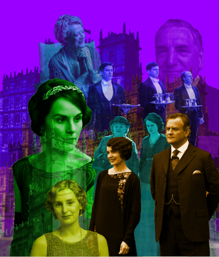 Downton Abbey: The Movie picks up where the television series left off.