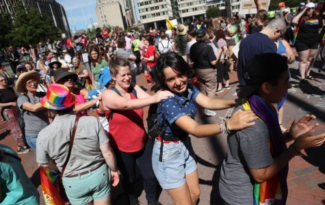 "Boston ""Straight Pride"" Parade"