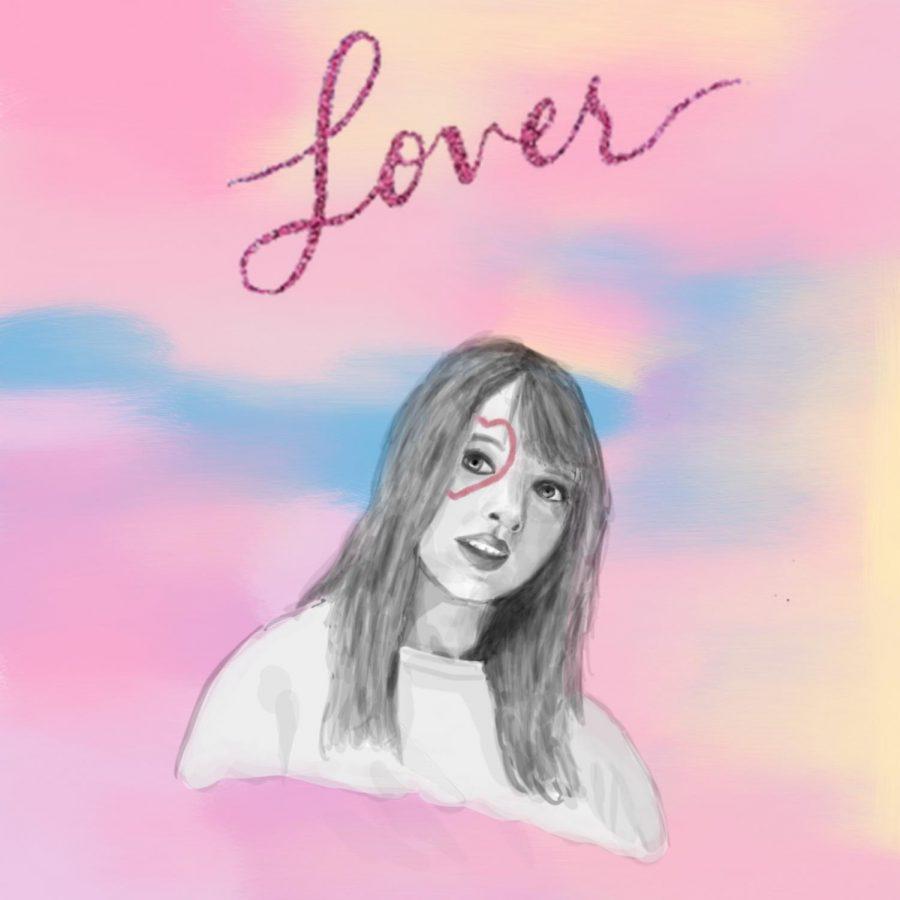 In her new album,
