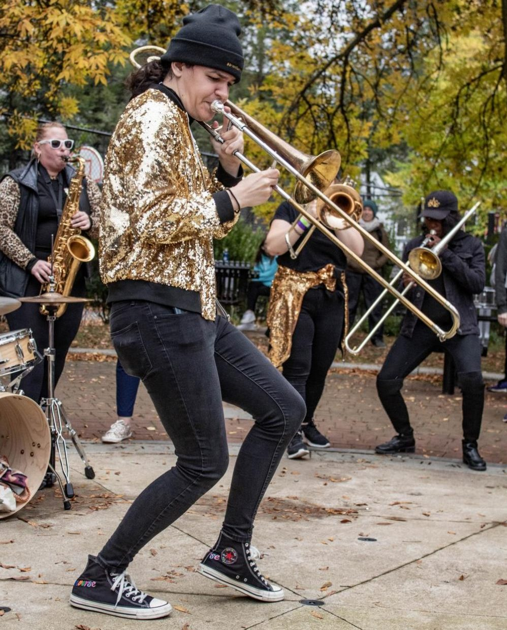 2019 HONK! Fest: Brass Bands Taking Stands