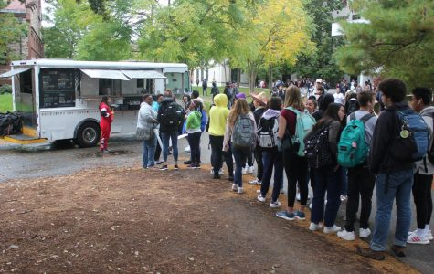 Spanish Club's Food Truck