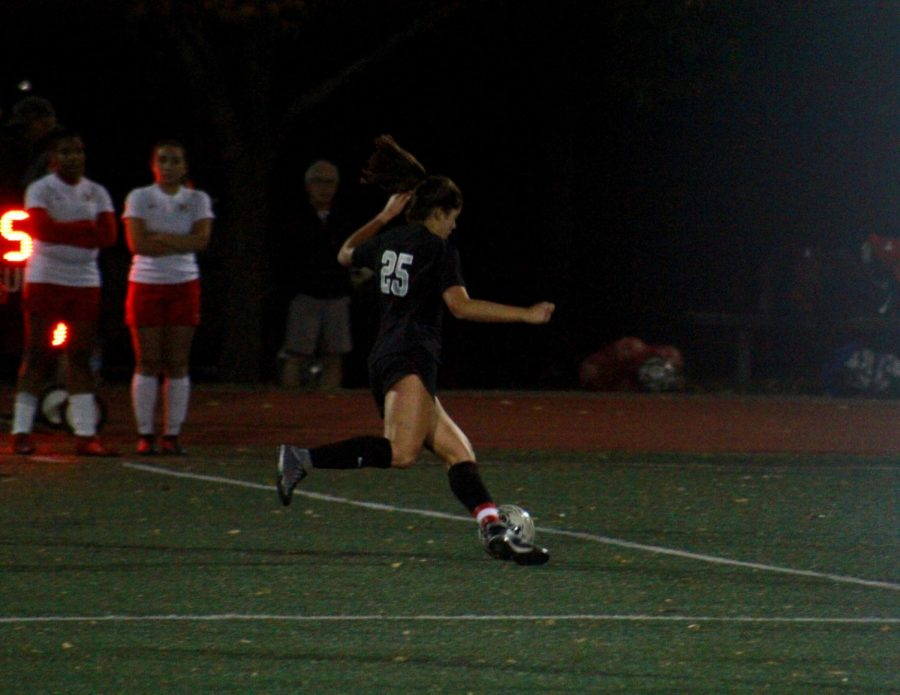 The+CRLS+girls+soccer+team+won+their+Senior+Night+Game+against+Everett+High+School+5-0.+