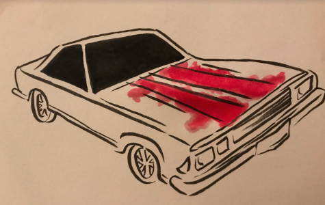 Pictured: The titular 1978 El Camino, Pinkman's means to freedom.