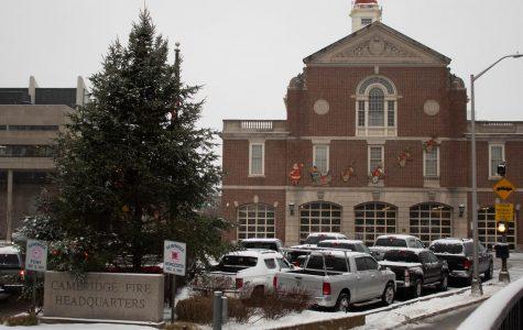 Pictured: The Cambridge Fire Department Headquarters.