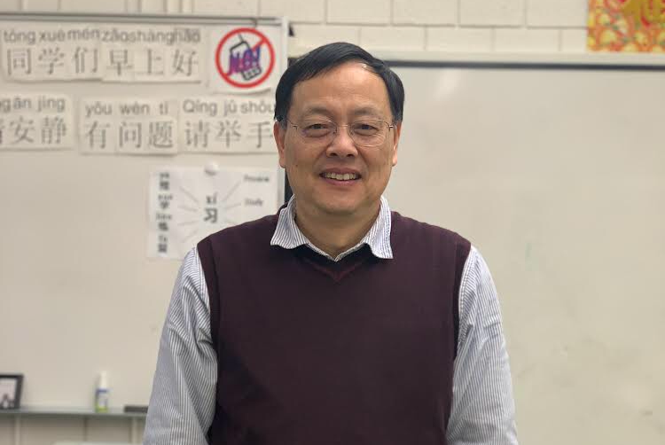 Mr. Shi Retires from CRLS