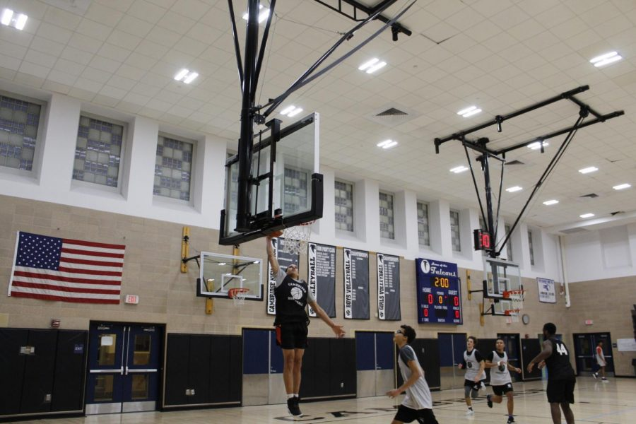 Boys Basketball Builds for Future