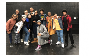 CRLS Actors Perform August Wilson Monologues