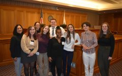 CRLS Competes in Constitutional Law Moot Court Competition at Suffolk Law School
