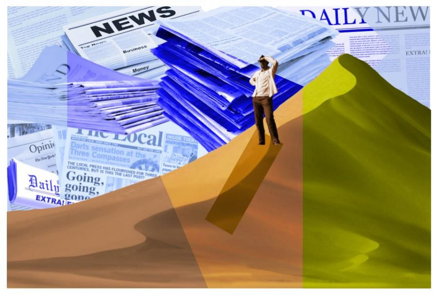 Media Consolidation is Threatening the Spirit of Journalism