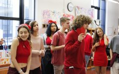 A Capella Singers Add Sweet Note to Valentine's Day