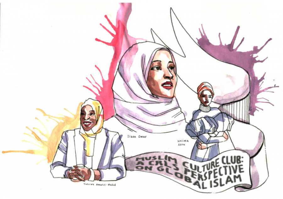 Pictured%3A+Three+Muslim+women+who+have+worked+to+complicate+stereotypes+about+Muslims.