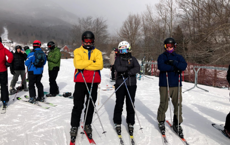 Hit the Slopes with the Ski Club